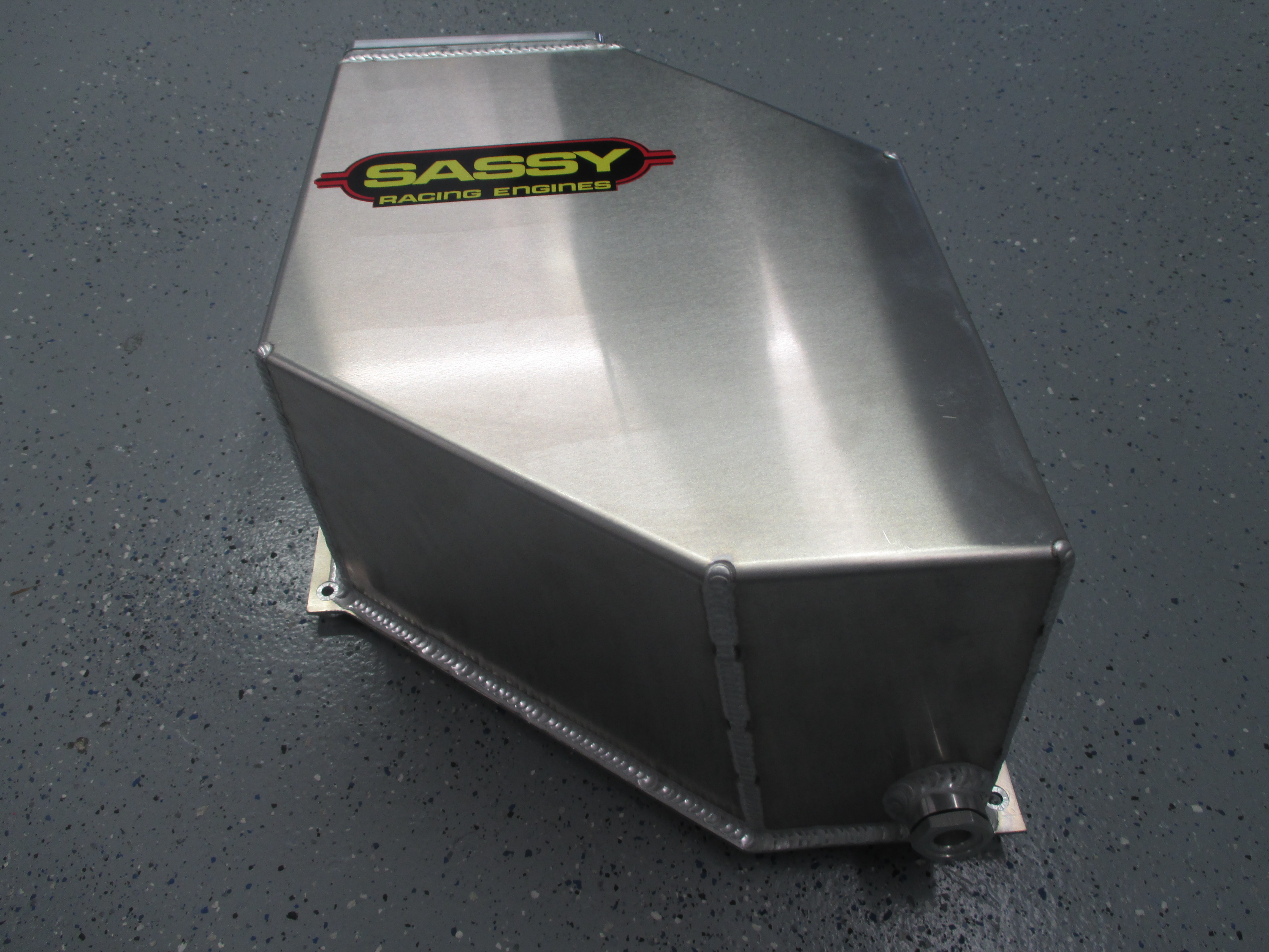Sre Mini Rod Dry Sump Oil Tank