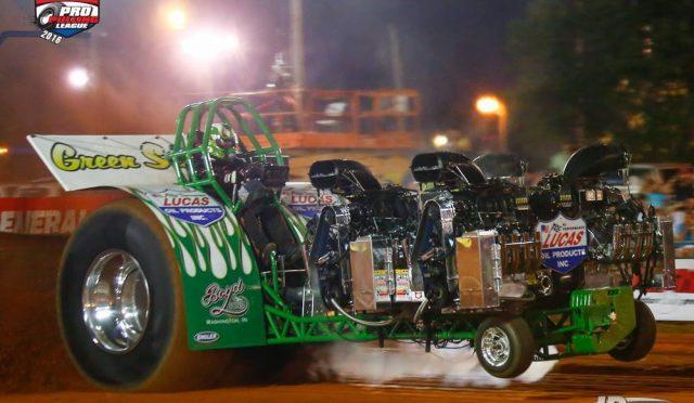 Green Streak Pulling Team